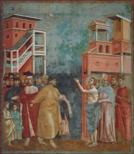 Franziskus-Giotto_Basilica d'Assisi