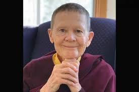 Pema Chödrön Steps Down as Senior Teacher at Shambhala